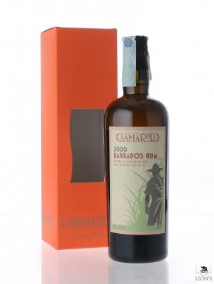 Barbados Rum 2000 cask 19 Samaroli