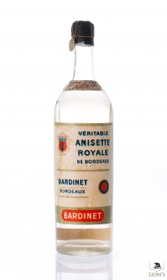 Anisette Royale Bardinet Bordeaux