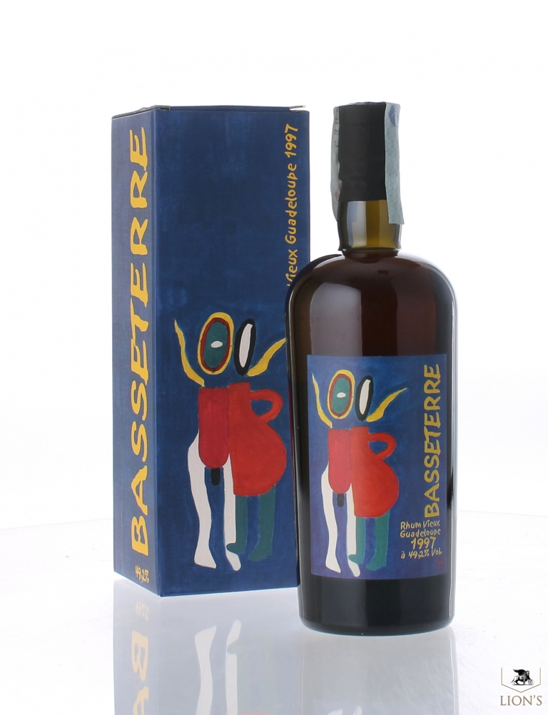 Basseterre 1997 49 2% 70cl one of the best types of Other Drinks