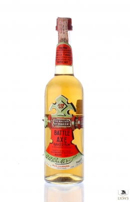 Battle Axe Baker Rum