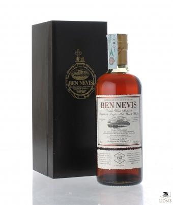 Ben Nevis 1984 31 years old 56.4%
