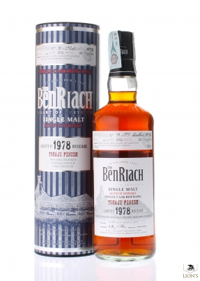 Benriach 1978 32 years old 50.4%