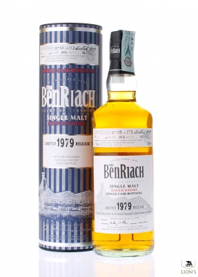 Benriach 1979 30 years old 47.9%