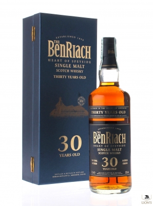 Benriach 30 years old 50%