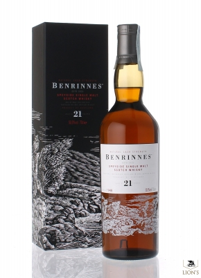 Benrinnes 1992 21 years old 56.9%