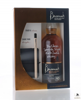 Benromach 10 years old gift pack