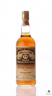 Benromach 1965 16 Years Old Connoisseur's Choice