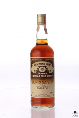 Benromach 1968 16 years old  Connoisseur's Choice