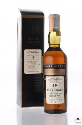 Benromach 1978 19yo 63.8% Rare Malts