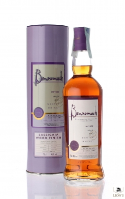 Benromach Sassicaia Wood Finish 5 Years Old
