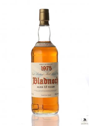 Bladnoch 1975 13yo 55.0% Intertrade imp.