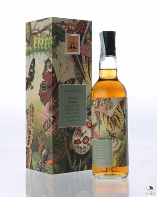 Bladnoch 1990 49.4% Antique Lions of Whisky