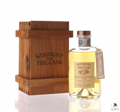 Bladnoch 1991 11 Years Old 56.1% Straight from the cask