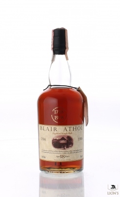 Blair Athol 18 yo Bicentennial