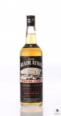 Blair Athol Special Light over 8 years old