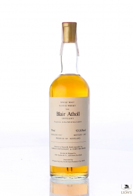 Blair Atholl 1967 Duthie for Corti