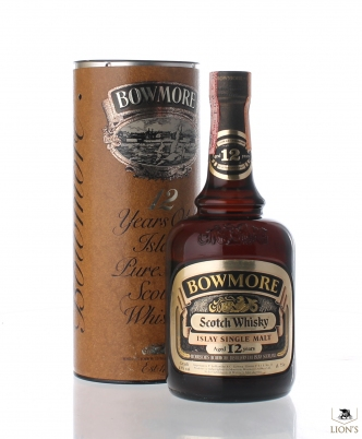 Bowmore 12 years Deluxe