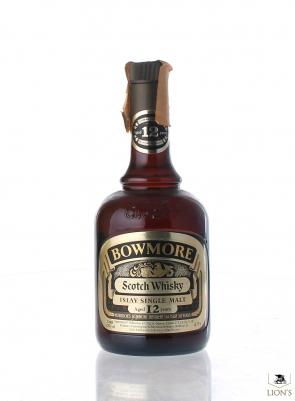 Bowmore 12 years old Dumpy Brown