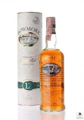 Bowmore 12yo