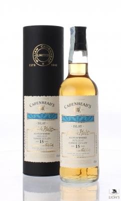 Bowmore 1992 15 years old Cadenhead