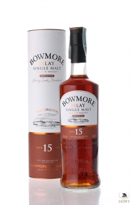 Bowmore 15yo Darkest