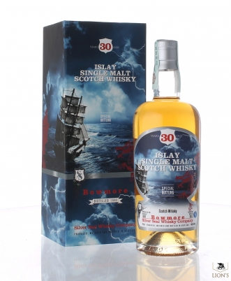 Bowmore 1983 30 years old 48.8% Silver Seal