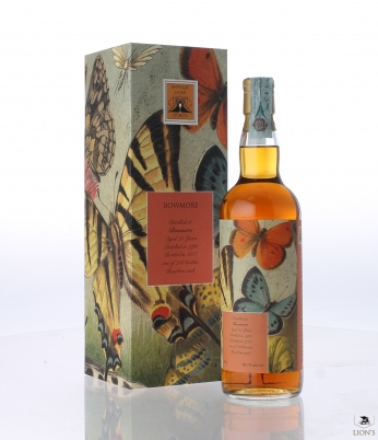 Bowmore 1991 48.7% Antique Lions of Whisky