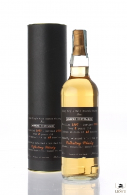 Bowmore 1997 8 years old 58.8% Collecting Whisky