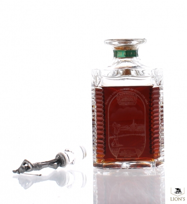 Bowmore 21 Years Old Golf Decanter N.1 9th Hole Bruce's Castle
