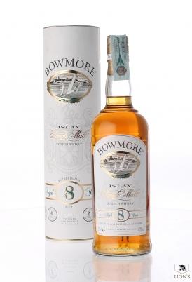 Bowmore 8yo
