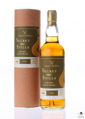Bowmore 1989 Secret Stills