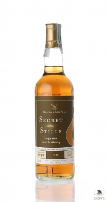 Bowmore 1989 B2007 Secret stills