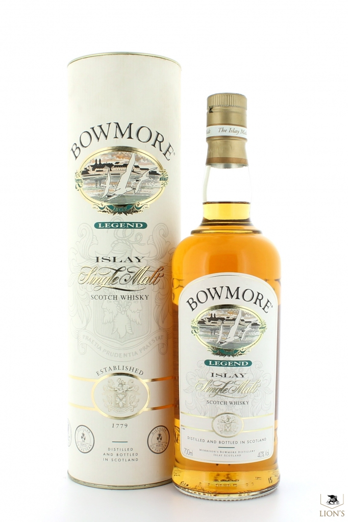 bowmore legend one of the best types of scotch whisky. Black Bedroom Furniture Sets. Home Design Ideas