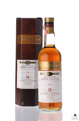 Bowmore 1988 12 years old  DL OMC 50%