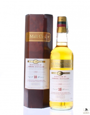 Bowmore 1989 10 years old DL OMC