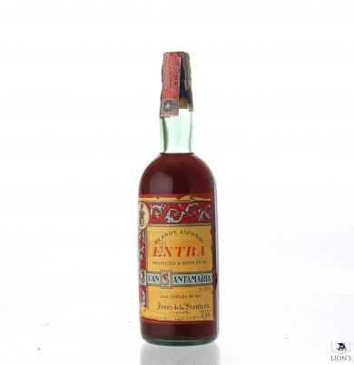 Brandy Espanol extra 40% 75cl Juan Santamaria