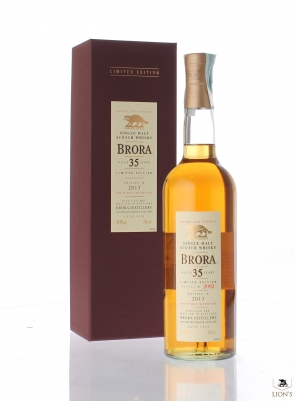 Brora 1977 35 years old 2013 49.9%
