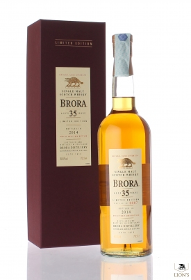 Brora 35 years old 48.6%