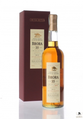 Brora 35 years old 48.1%