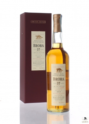 Brora 37 years old 50.4%