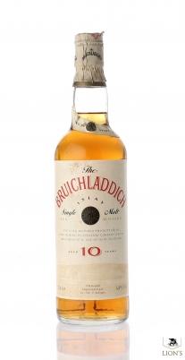 Bruichladdich 10yo 43% 70cl Rinaldi Imp.
