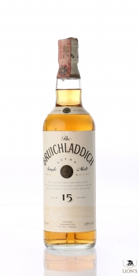 Bruichladdich 15yo  Rinaldi Imp.
