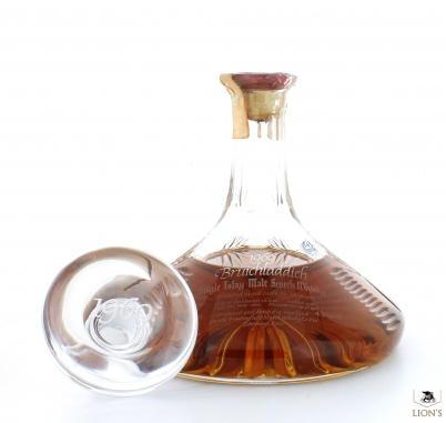 Bruichladdich 1969 20 Years Old Prestonfield's Decanter