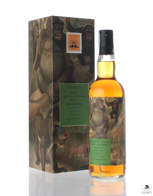 Clynelish 1997  years old Antique Lions of Whisky