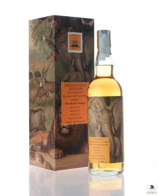 Bruichladdich Octomore 2011 6 years old Antique Lions of Whisky