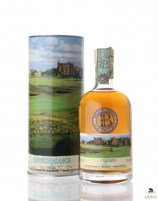 Bruichladdich Links The Old Course St.Andrews 14yo