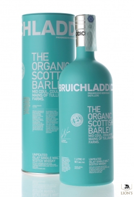 Bruichladdich Organic Scottish Barley 1 Litre