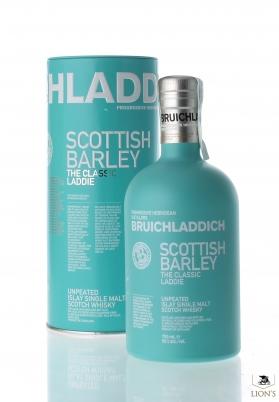 Bruichladdich Scottish Barley