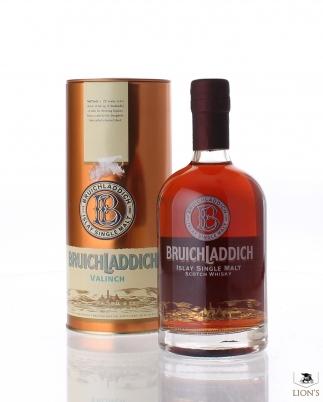 Bruichladdich Valinch 1993 52.6% Diaspora