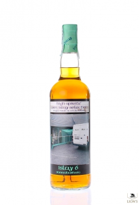 Bunnahabhain 1997 High spirit's Collection